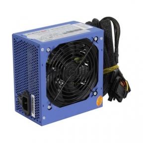 Блок живлення Crown CM-PS500 Smart 500W Fan12см 20+4pin CPU -4+4pin