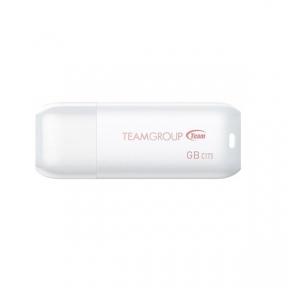 USB Flash Drive 32 Gb Team C173 Pearl White (TC17332GW01)