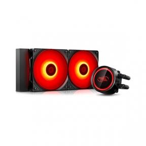 Вентилятор CPU Deepcool GAMMAXX L240 T RED LGA20XX/LGA1366/LGA115X