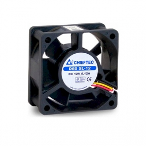 Вентилятор 60 mm CHIEFTEC Killer AF-0625S,60мм,2200 об/хв,3pin
