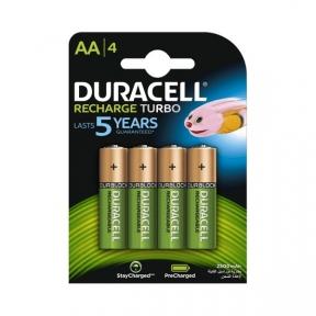 Акумулятор R6 Duracell Recharge Turbo DX1500, 2500mAh, LSD Ni-MH