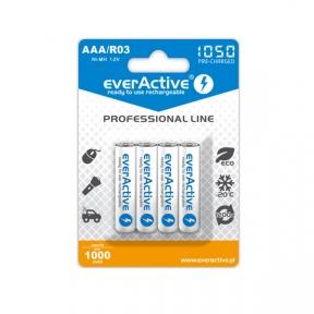 Акумулятор R3 everActive EVHRL03-1050, 1050mAh, LSD Ni-MH, блістер