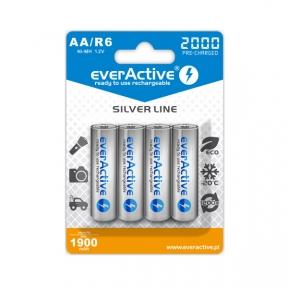 Акумулятор R6 everActive EVHRL6-2000, 2000mAh, LSD Ni-MH, блістер
