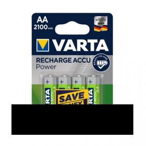 Акумулятор R6 Varta R2U (56706), 2100mAh, LSD Ni-MH, блістер 4шт