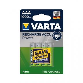 Акумулятор R3 Varta Pro R2U (5703), 1000mAh, LSD Ni-MH, блістер