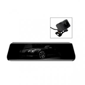 Автомобильный видеорегистратор Зеркало- Aspiring Reflex 4  (Количество камер-2