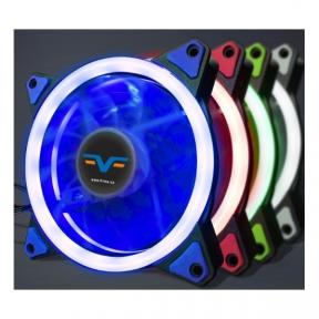 Вентилятор 120 mm Frime Iris LED Fan Single Ring Multicolor (