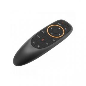 Пульт Гіроскопічна миша (Airmouse) G10S з мікрофоном, 2.4G, Box