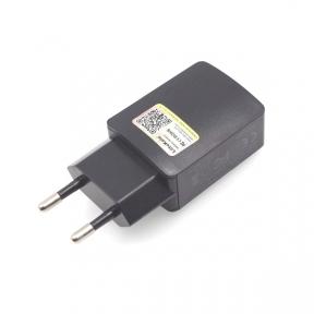 Зарядний пристрій LiitoKala HNT-S520 USB 5V/2.1A,AC220V, Black