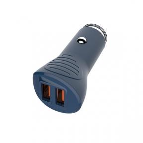Автомобільний зарядний пристрій Colorway 2USB Quick Charge 3