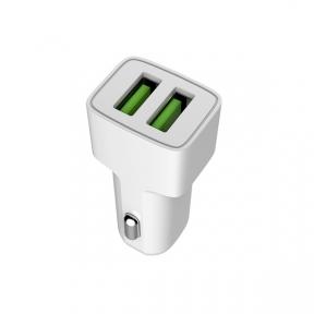 Автомобільний зарядний пристрій Colorway 2USB AUTO ID 2.4A (12W