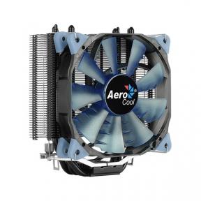 Вентилятор CPU AEROCOOL Verkho 4 Dark 6mm x 4 120mm 800-2000rpm