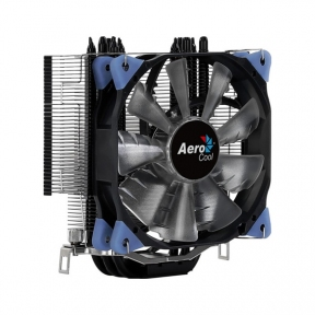 Вентилятор CPU AEROCOOL Verkho 5 Dark 6mm x 5 120mm 800-2000rpm