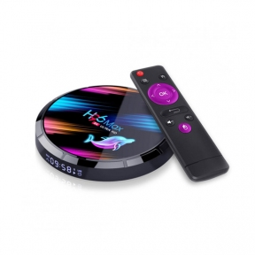 ТВ-приставка Mini PC H96 MAX X3 Amalogic 905X3/4Gb/32Gb/Wi-Fi 2