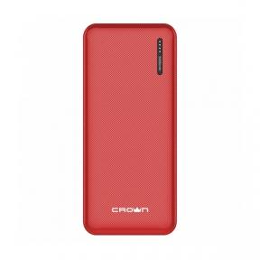 Зовнішній акумулятор (Power Bank) Crown CMPB-5000 Coral 5000 mAh