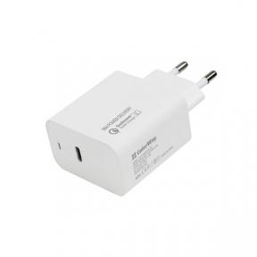 Зарядний пристрій USB 220В Colorway Power Delivery Port USB Type-C (