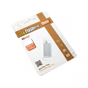 USB Flash Drive 32 Gb DATO DS7002 Silver (DS7002S-32G)
