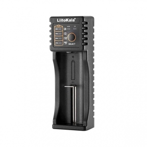 Зарядний пристрій Liitokala Lii-100B, 1 канал, Ni-Mh/Li-ion/Li-Fe