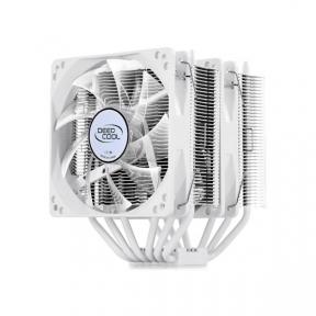 Вентилятор CPU Deepcool NEPTWIN WHITE 2011/1366/1155/1156/775