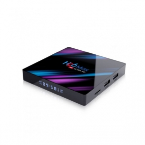 Медіаплеєр H96 MAX RK3318 TV Box 4Gb/64Gb