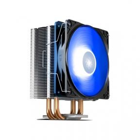 Вентилятор CPU Deepcool GAMMAXX 400 V2 BLUE Led 2011/1366/1155