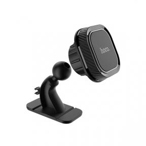 Автомобільний тримач Hoco CA53 Intelligent black-gray