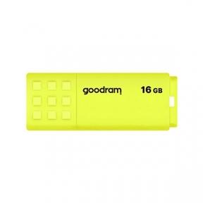 USB Flash Drive 16 Gb Goodram UME2 Yellow (UME2-0160Y0R11) БН