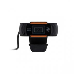 2E FHD веб-камера 2E-WCFHD Кол-во мегапикселей 2.0 Разрешение видео 1920x1080 Частота кадров 20 кадр