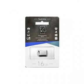 USB Flash Drive 16 Gb T&G Metall Series 105 (TG105-16G)