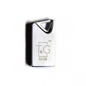 USB Flash Drive 32 Gb T&G Metall Series 109 (TG109-32G)