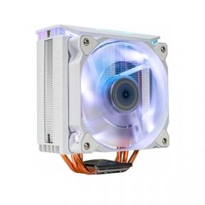 Вентилятор CPU ZALMAN CNPS10X Optima II White RGB 6mm x 4 120mm