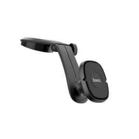 Автомобільний тримач Hoco CA61 kaile center console magnetic black