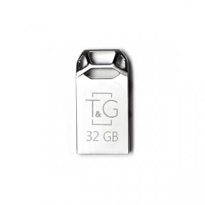 USB Flash Drive 32 Gb T&G Metall Series 110 (TG110-32G)