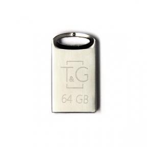 USB Flash Drive 64 Gb T&G Metall Series 105 (TG105-64G)