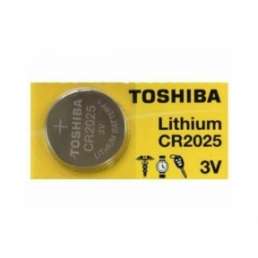 Батарейка CR2025 Toshiba