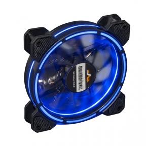 Вентилятор 120 mm Frime Iris LED Fan Think Ring Blue (FLF-HB120TRB16)