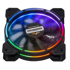 Вентилятор 120 mm Frime Iris LED Fan Think Ring Multicolor (FLF-HB120TRMLT16)