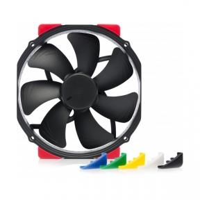 Вентилятор 140 mm Noctua NF-A14PWM CHROMAX.BLACK.SWAP 140x140x25мм SSO2 300-1500об