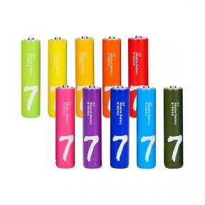 Батарейка LR3 лужна Xiaomi ZMI Rainbow Zi7 AAA LR03 (1 шт)