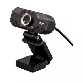 Веб-камера Frime FWC-006 FHD 1920x1080, USB 2.0, вбудований мікрофон