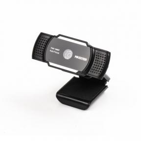 Веб-камера Maxxter WC-FHD-AF-01, USB 2.0, FullHD 1920x1080, Auto-Focus