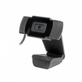 Веб-камера Maxxter WC-HD-FF-01, USB 2.0, HD 1280x720, Auto-Focus