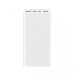 Зовнішній акумулятор (Power Bank) Xiaomi Mi Power Bank 3 20000mAh