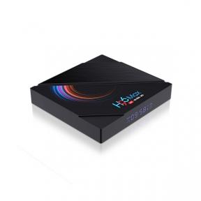 ТВ-приставка Mini PC H96 MAX Allwinner H616/4Gb/64Gb/Wi-Fi 2