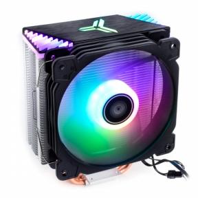 Вентилятор CPU універсал Qube QB-OL1000GT медні теплові трубки