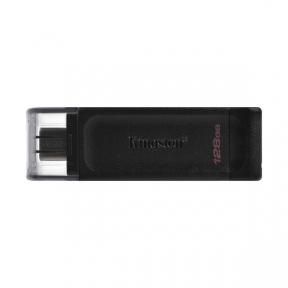 USB3.2 Flash Drive 128 Gb Kingston Type-C DT70/128GB розкрита