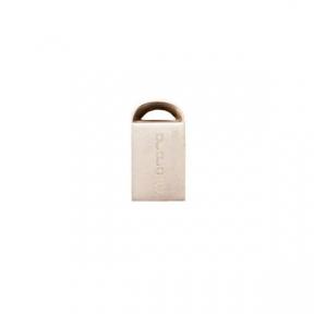 USB 2.0 Mibrand lynx 4Gb Silver (MI2.0/LY4M2S)