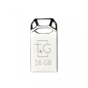 USB Flash Drive 16 Gb T&G Metall Series 110 (TG110-16G)