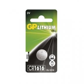 Батарейка CR1616 GP (3v / 55 mAh)