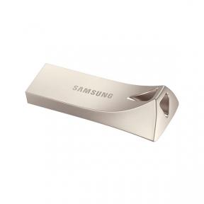 USB 3.1 Flash Drive 32 Gb Samsung Bar Plus Champage Silver (MUF-32BE3